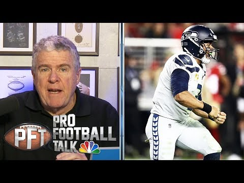 Peter King: Seahawks vs. 49ers was one of best MNF games ever | Pro Football Talk | NBC Sports