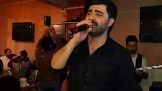 HELE BAKIN KİM GELMİŞ Gökhan Doğanay 2014 Ilk Kez Elazığ Asmin Restaurant (25.01.2014)