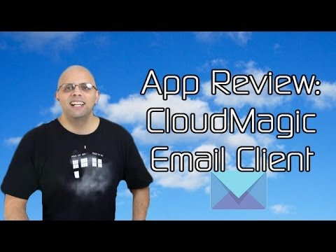 CloudMagic Email Client — Android App Review