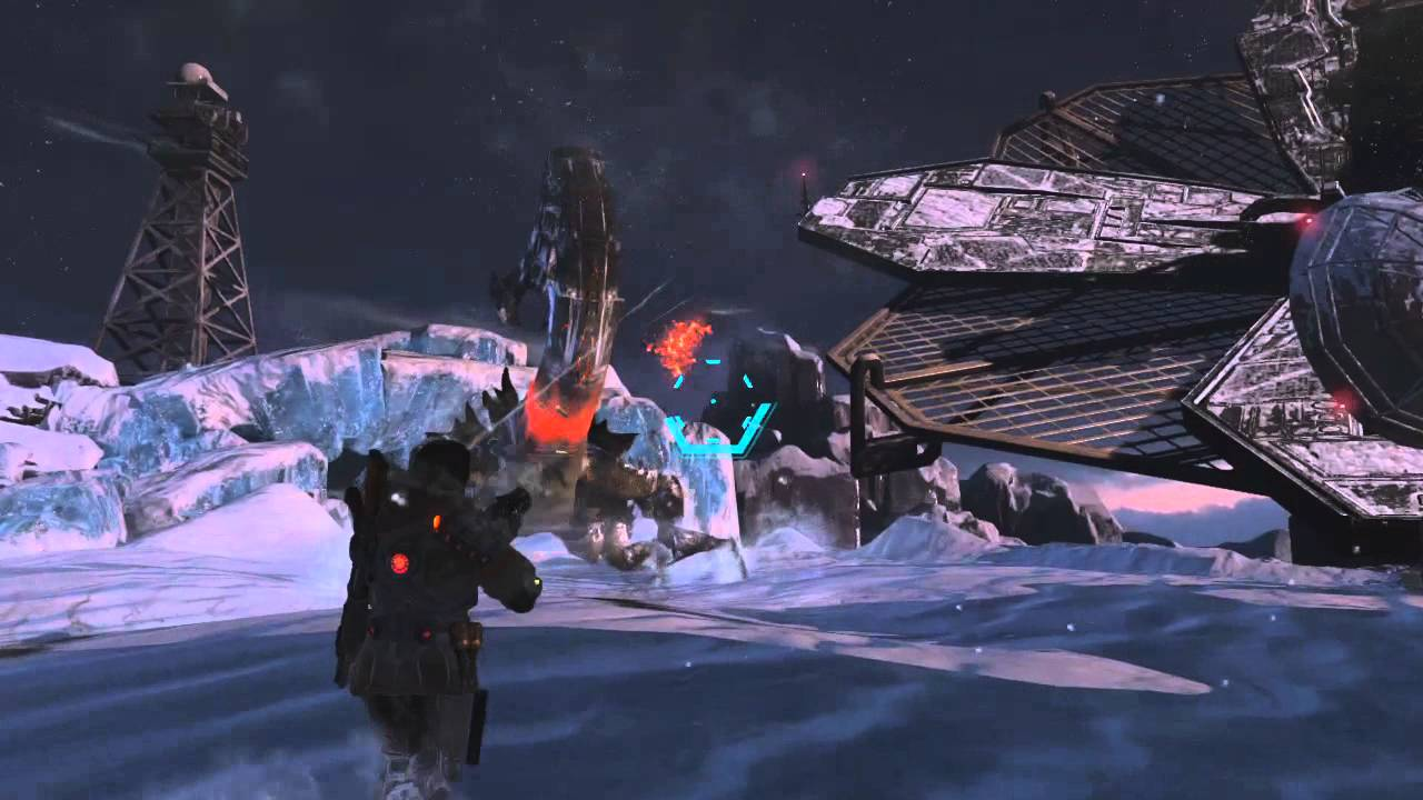 Nine Minutes Of Bug-Infested Lost Planet 3 Footage