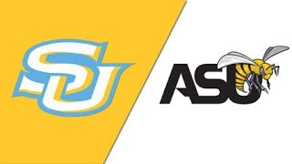 2021 SWAC Football Southern vs Alabama State