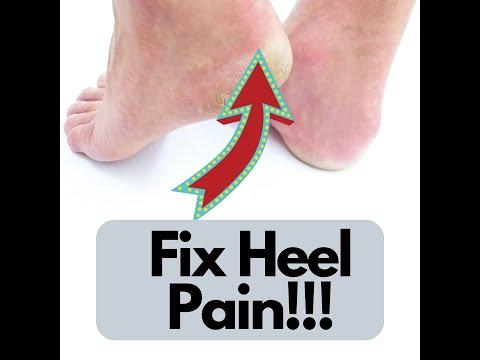 Best Heel Pain Exercises!!!