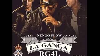 La Ganga RG4L - Ñengo Flow Ft Gotay Y John Jay (🔥Los Reyes Del Rap🔥) 2015