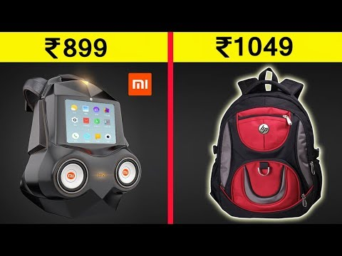 10 NEW TECHNOLOGY INVENTIONS ▶ Xiaomi Smart Bag You Must Have