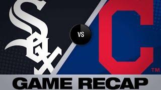 5/8/19: Ramirez Lifts Indians With 1st Walk-off Homer