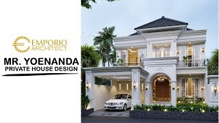 Video Mr. Yoenanda Mediteran House 2 Floors Design - Aceh