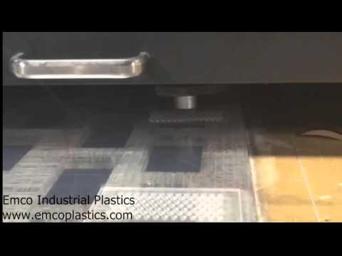 Acrylic Machining & Fabrication | Emco Industrial Plastics