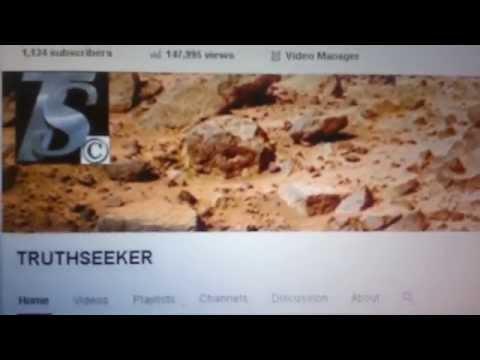 TruthSeeker's Ch Update  Mars Anomaly Research UFO,ALIEN,MARTIAN ARTIFACTS