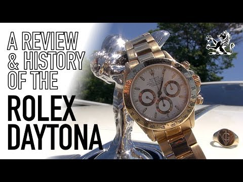 The Greatest Luxury Racing Watch Ever Made – Rolex Daytona Review & History