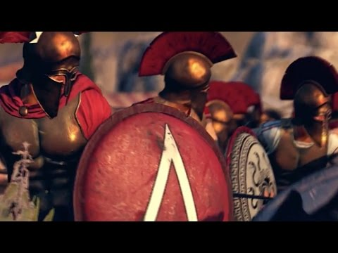 Total War: ROME II - Wrath of Sparta Campaign Pack