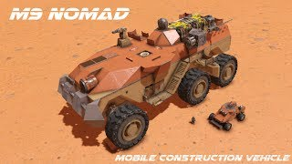 [SPACE ENGINEERS] Mobile Construction Vehicle