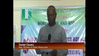 Stakeholders In Water Sector Asses Performance Of Agencies