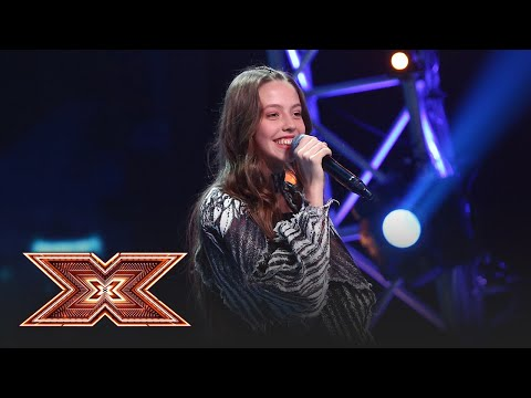 Francescai Hojda – Birdy not about angels [X Factor] Video