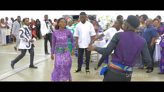 Congolese Seben Dance YeWana Congo Music | Congolese Wedding Entrance