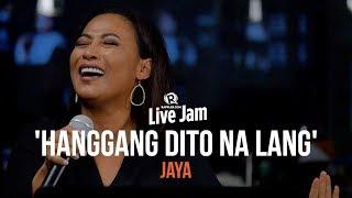 'Hanggang Dito Na Lang'  – Jaya
