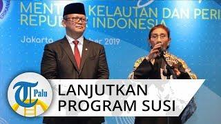 Menteri Perikanan dan Kelautan Edhy Prabowo akan Lanjutkan Program Susi Pudjiastuti