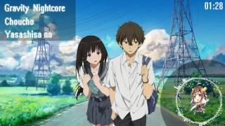 Nightcore - Yasashisa no Riyuu [Hyouka] OP 1
