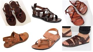 Customized Mens Handmade Leather Sandals/Handmade Sandals In Leather