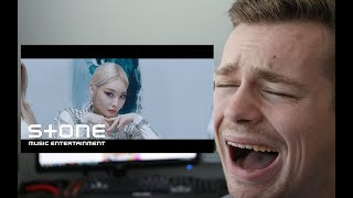 "SIS SNAPPED (청하 CHUNG HA   ""Snapping"" MV Reaction)"