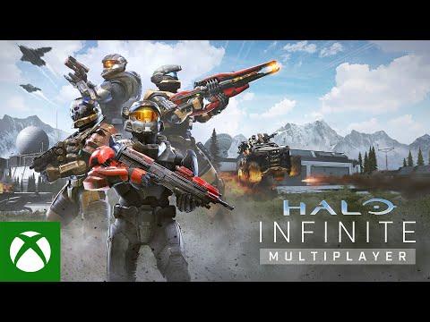 Un petit trailer du multijoueur de Halo Infinite