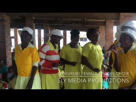 Chikurubi Female Prison Choir WATCH & SUPPORT