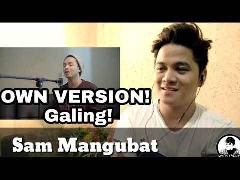 Sam Mangubat || The Middle || REACTION VIDEO