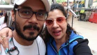 Back to My Baby | Kolkata show | Part 2| SS vlogs :-)