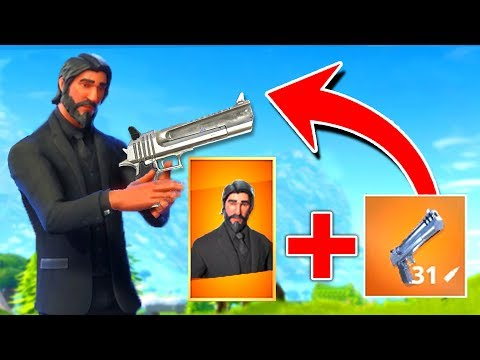 , title : '*NEW* LEGENDARY HAND CANNON + The REAPER LOADOUT in Fortnite'