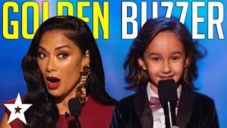 Kid Comedian SHOCKS The Judges With RUDE Jokes On Australia's Got Talent! | Got Talent Global