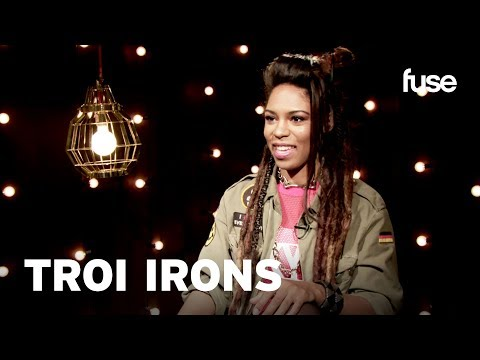 Troi Irons Praises Prince For His Funkiness And Creative Control