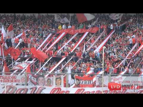 """""""(HD) """"Que esta tarde, tenemos que ganar"""" // Hinchada de Independiente vs Olimpo"""" Barra: La Barra del Rojo • Club: Independiente"""