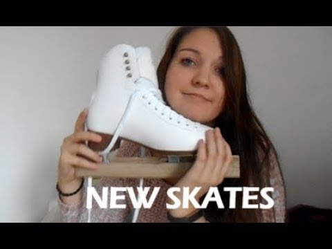 Unboxing My New Skates!! (Graf 500)