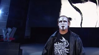 Sting's WWE Debut at Survivor Series 2014