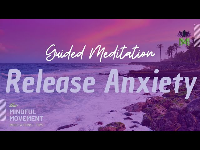 Relieve Stress and Anxiety with This Energy Grounding Guided Meditation / Mindful Movement