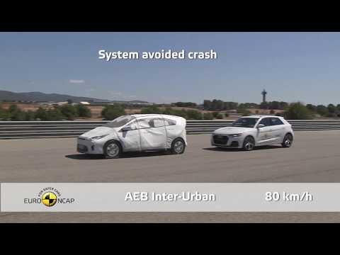 NCAP: Audi A1