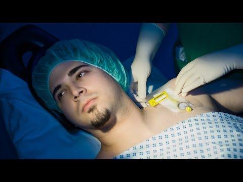 Massage für Nacken und Schulter Schmerzen im unteren Rücken