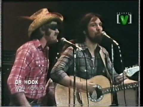 Dr Hook - Walk Right In (1977)
