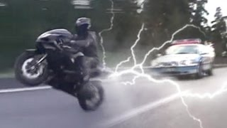 GHOST RIDER vs POLICE - Invincible 2