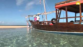 preview picture of video 'Ibo Island Lodge, Mosambik - © Abendsonne Afrika'