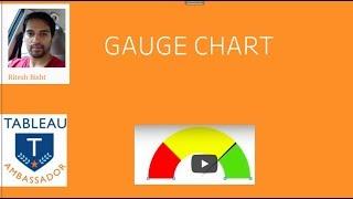 gauge chart in tableau - मुफ्त ऑनलाइन