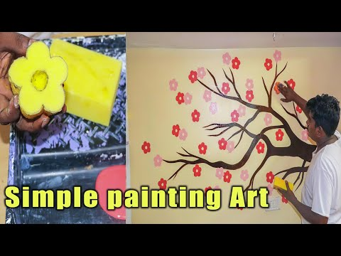 Download Paint Design On Wall Mp4 3gp Fzmovies