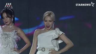2019AAA] 레드벨벳(RED VELVET) 음파음파+짐살라빔