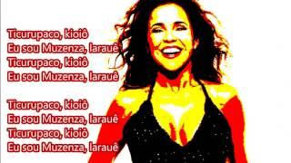 SWING DA COR -  Daniela Mercury - Com Letra