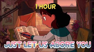 Just Let Us Adore You - 1 hour Lo-Fi Loop to study/relax to