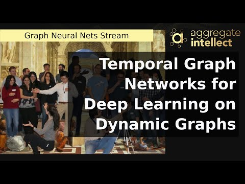 Temporal Graph Networks for Deep Learning on Dynamic Graphs