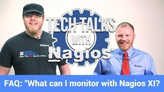 What can I Monitor with Nagios XI?