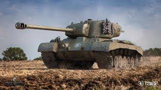 ЛУЧШИЕ РЕПЛЕИ НЕДЕЛИ: T26E5 - И ФАРМИТ И ТАНКУЕТ, 9.5К УРОНА! [World Of Tanks]
