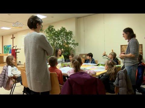 Famille oecuménique : transmettre la foi à ses enfants (1/4)