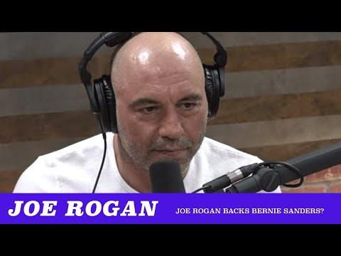 Joe Rogan: Backs Bernie & What Is Centrist Politics Anyway? ft. Brandon Sutton