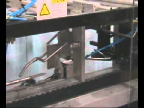 TBS-100 FOL Top Sealing Case Sealer
